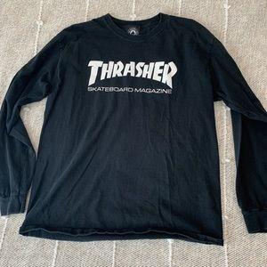 Medium Thrasher long sleeve